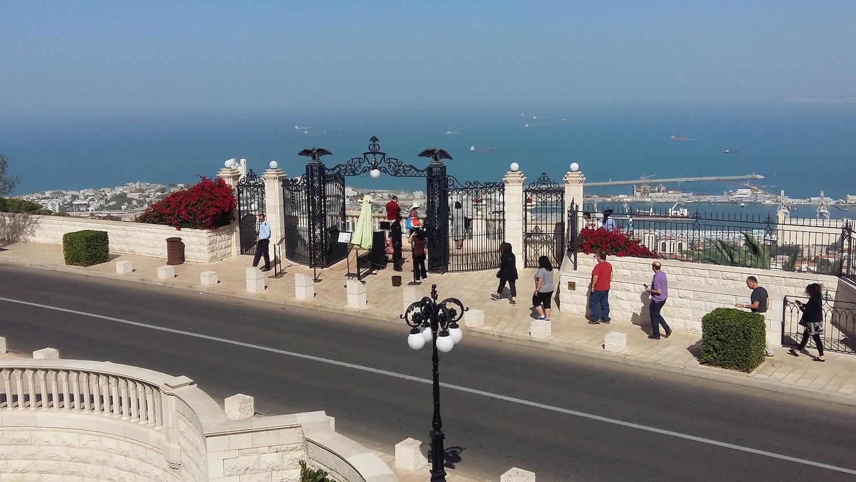 HAIFA - Giardini Bahai