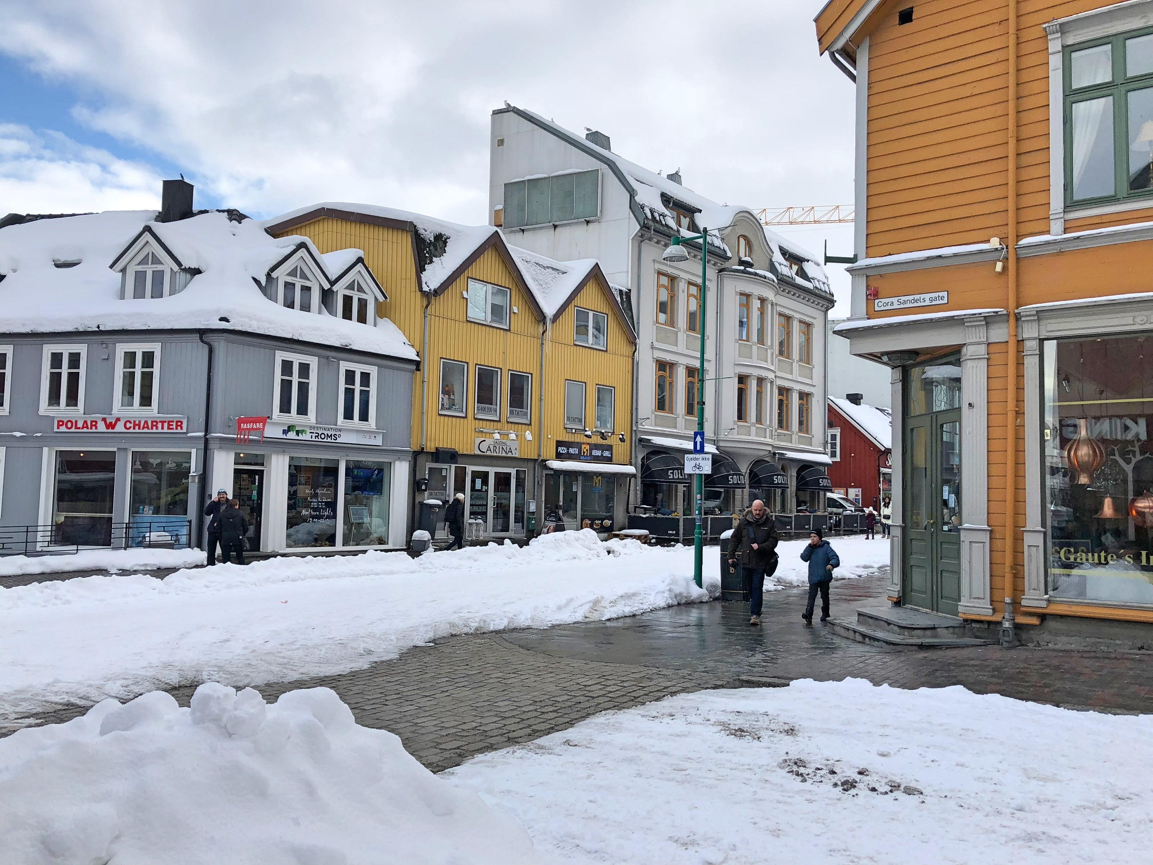 Tromso - centro