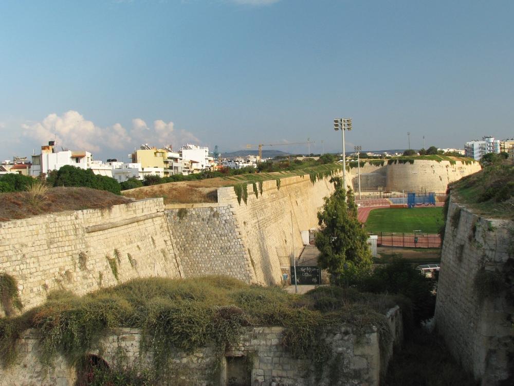Heraklion - Mura veneziane