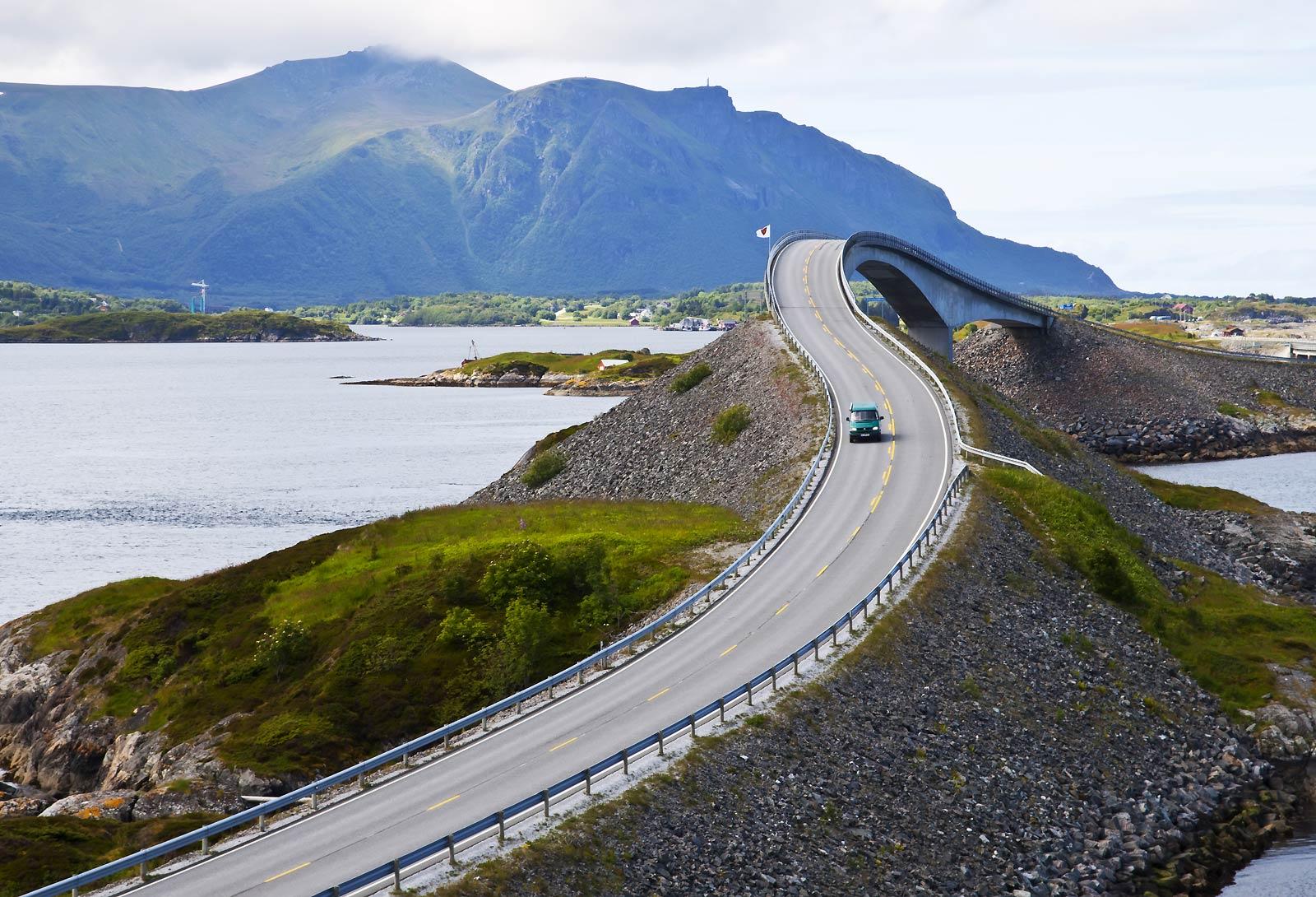 strada atlantica Molde