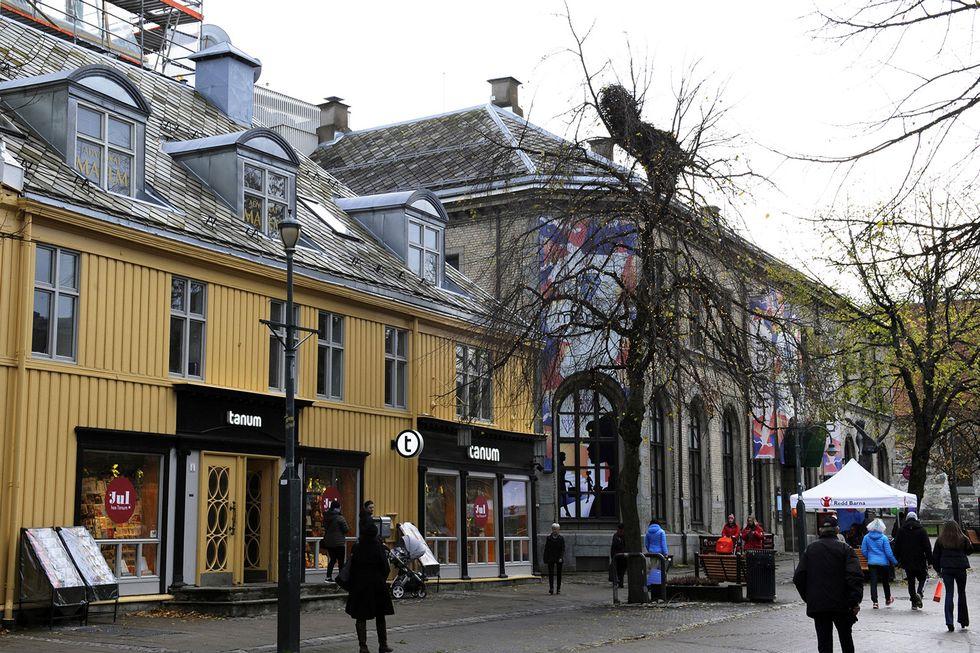 Trondheim - nordre gate