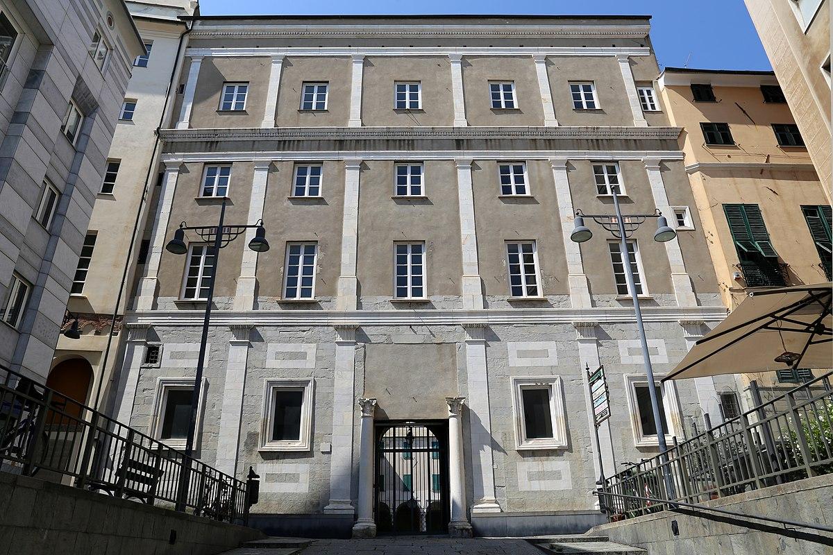 Savona -  Palazzo della Rovere