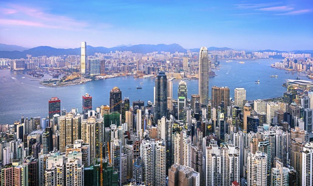 HONG KONG CROCIERE NEL CUORE