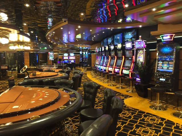 ROYAL PALM CASINO MSC SPLENDIDA CROCIERE NEL CUORE