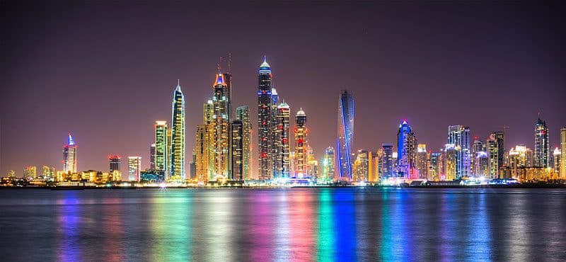 DUBAI CROCIERE NEL CUORE