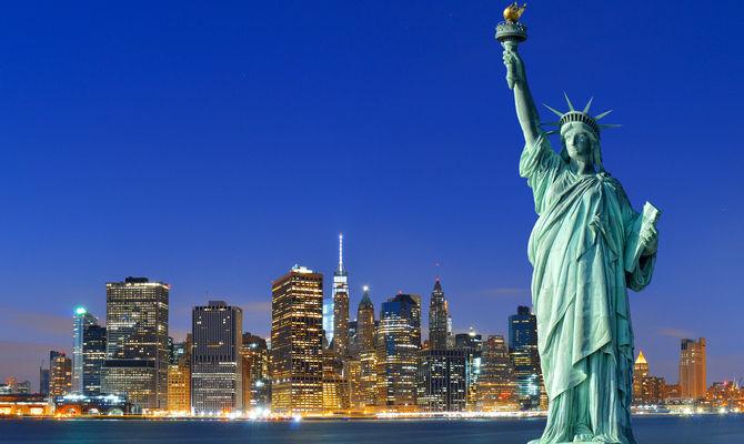 NEW YORK CROCIERE NEL CUORE