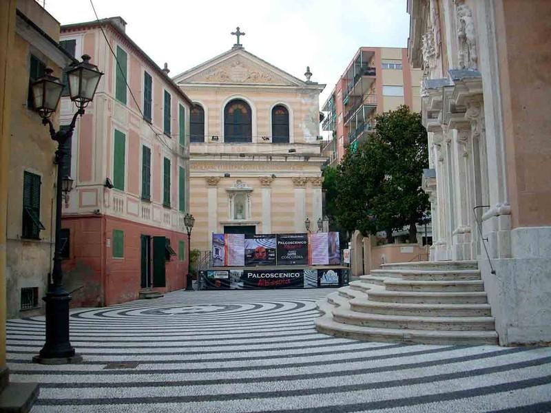 Savona - Chiesa di Nostra Signora della Concordia