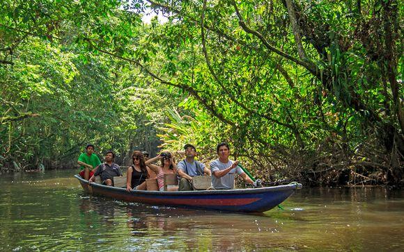 rio delle amazzoni escursioni crociere nel cuore