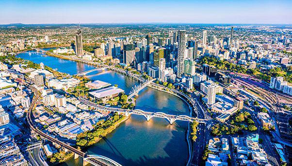 crociera in australia :  capitale del queensland