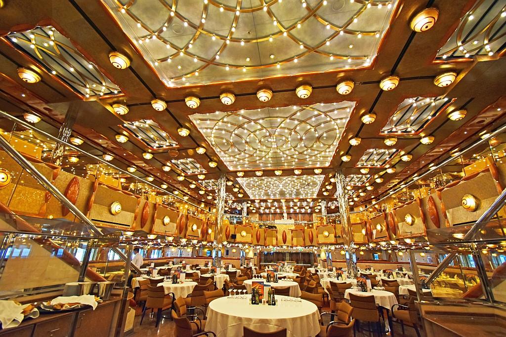 ristorante duca di borgogna  costa favolosa crociere nel cuore