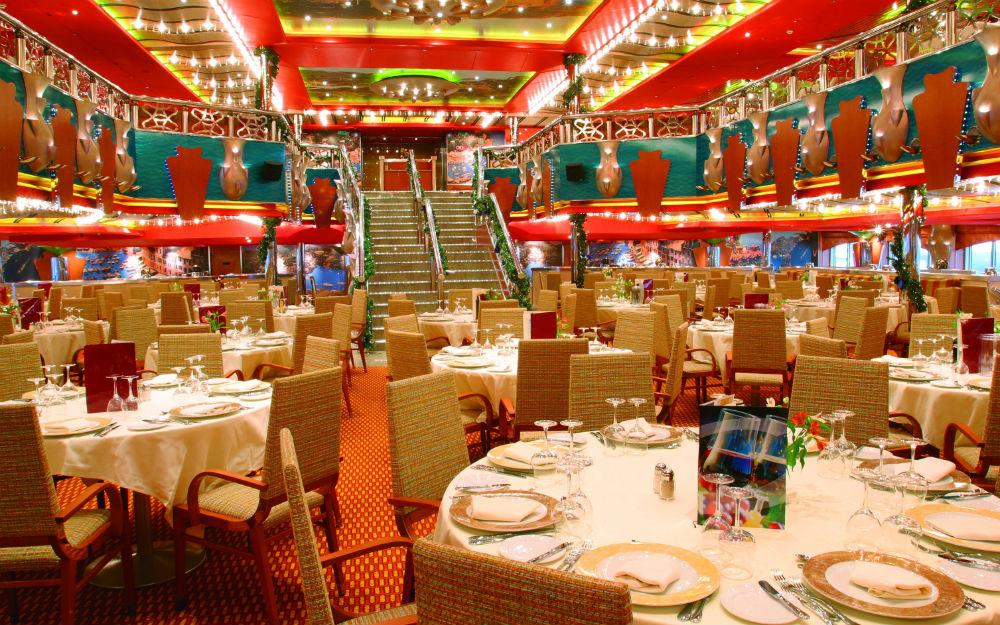 ristorante portofino costa magica