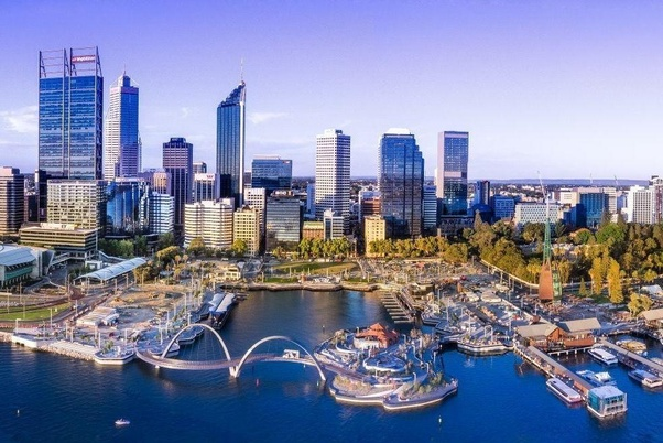 crociera in australia : perth australia crociere nel cuore