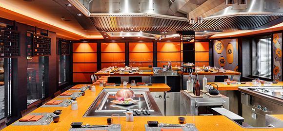 COSTI EXTRA ristorante tematico crociere