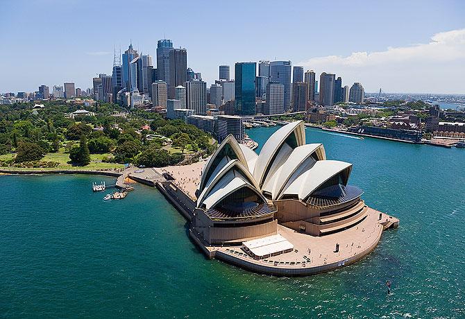 crociera in australia: teatro dell'opera sidney crociere nel cuore