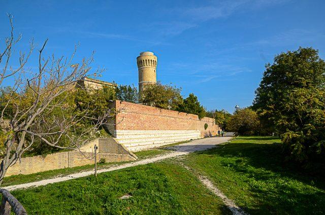 Antico faro di Ancona