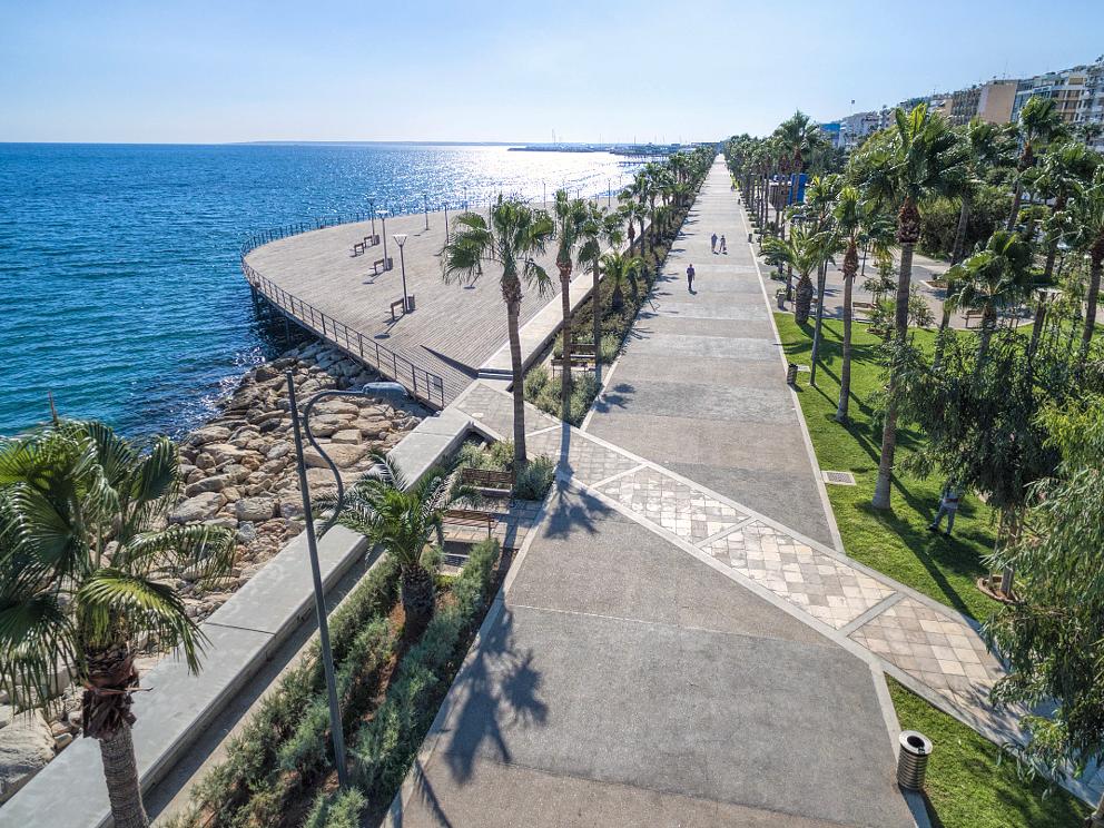Lungomare di Limassol