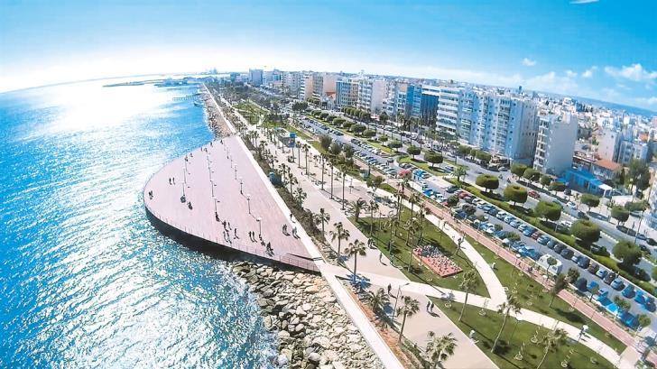 Limassol panorama
