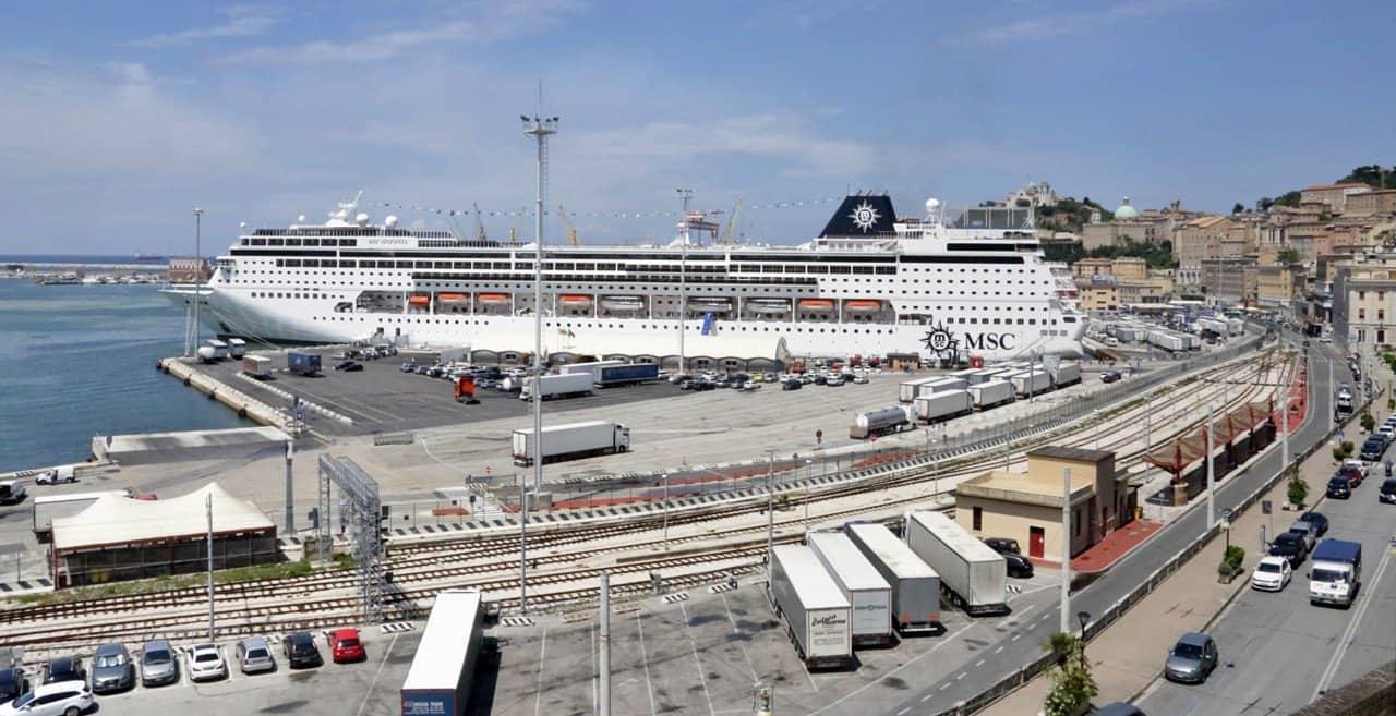 Terminal crociere di Ancona