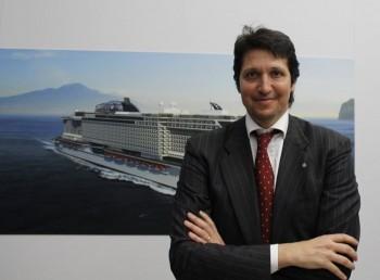 Leonardo Massa Country Manager msc crociere