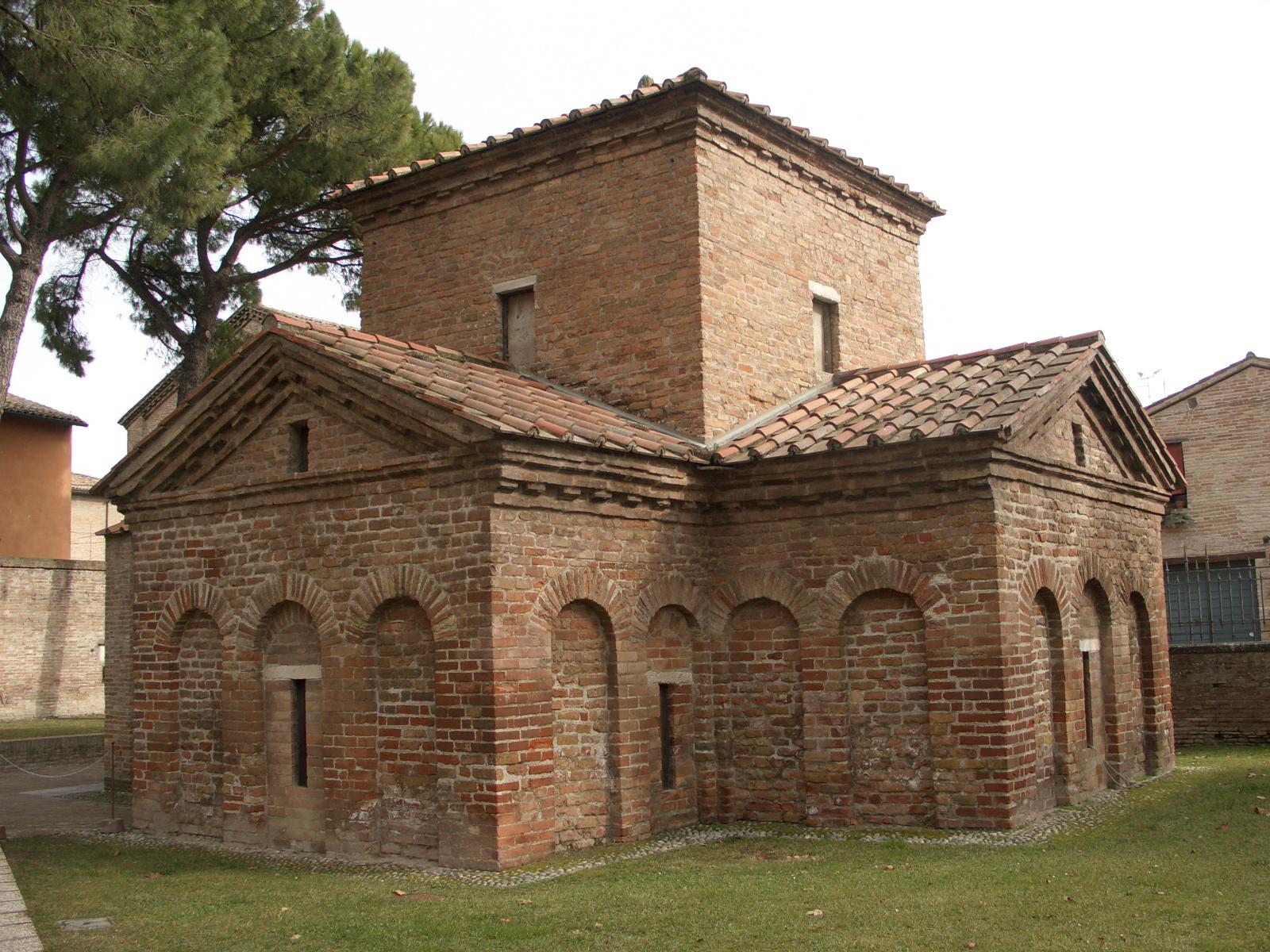 mausoleo Galla Placidia - Ravenna Crociere nel cuore