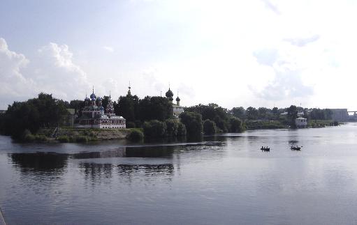 fiume volga crociere nel cuore