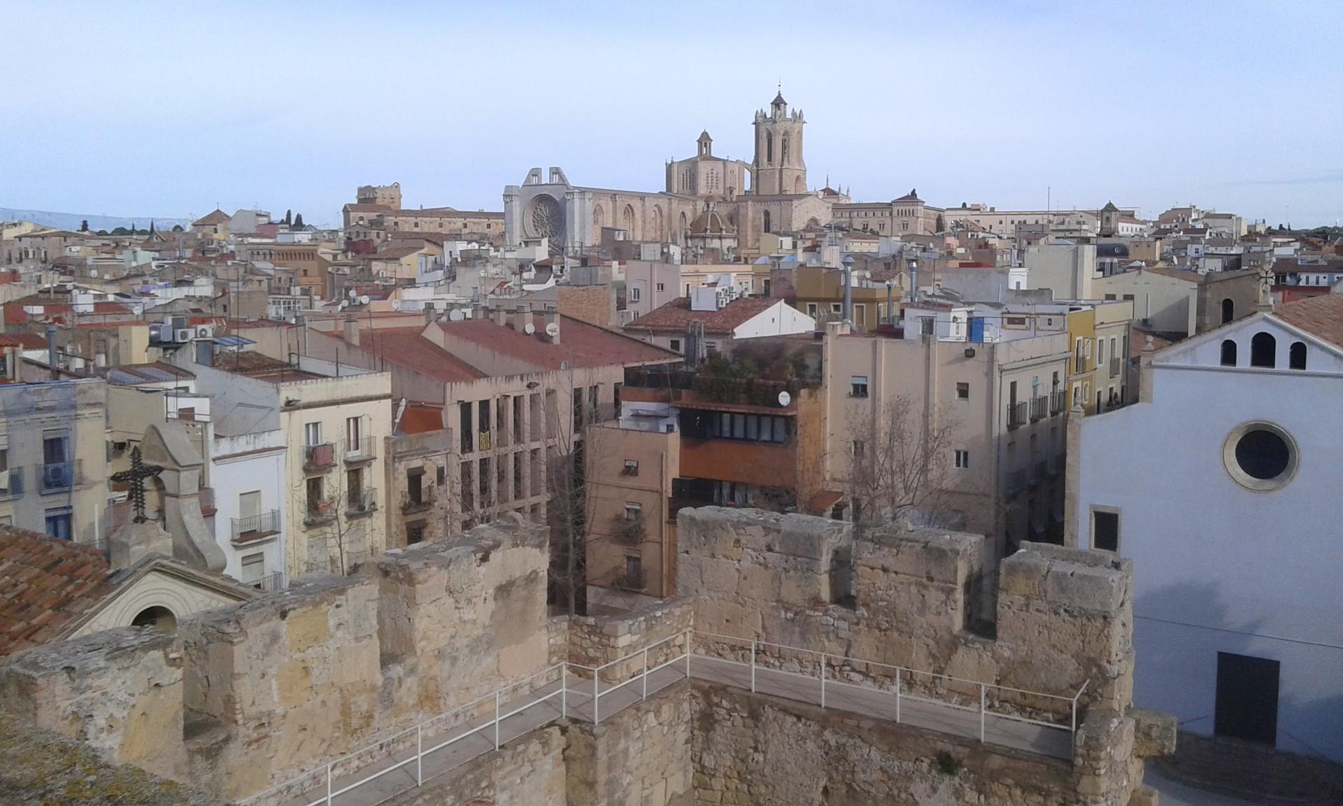 Panorama di Tarragona