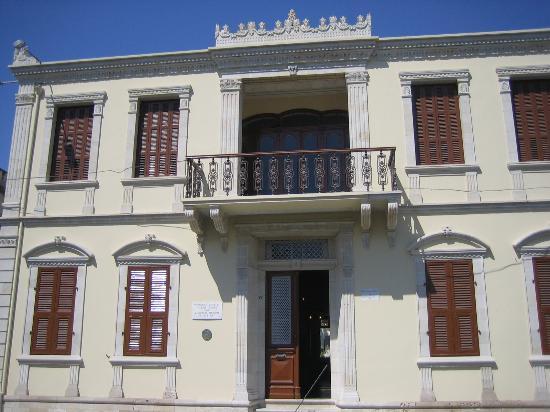 Limassol   - museo di arte popolare