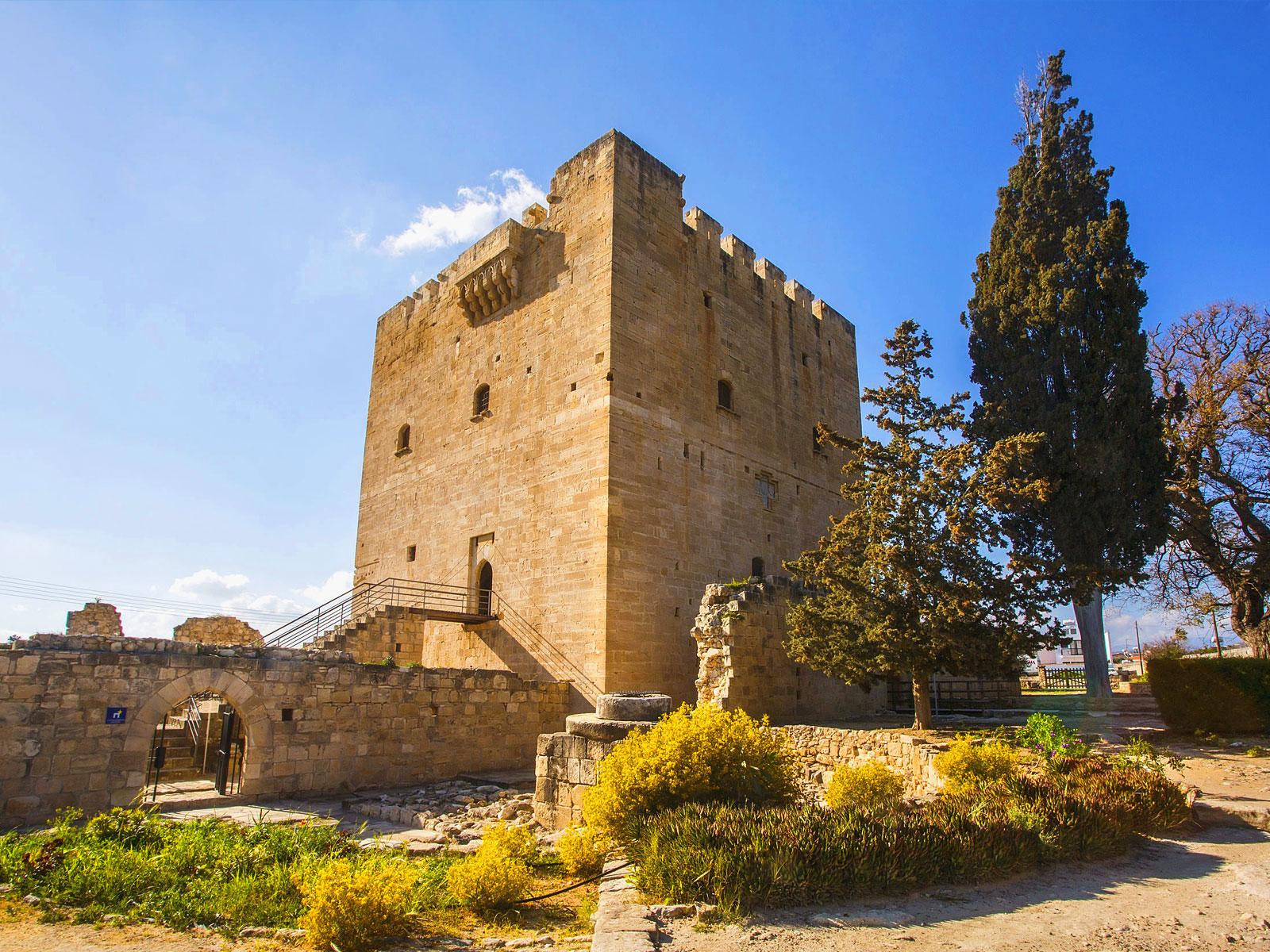 Limassol - castello medievale
