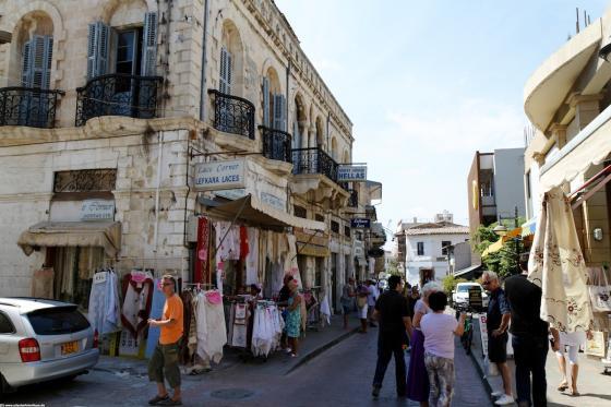 Centro storico città di Limassol