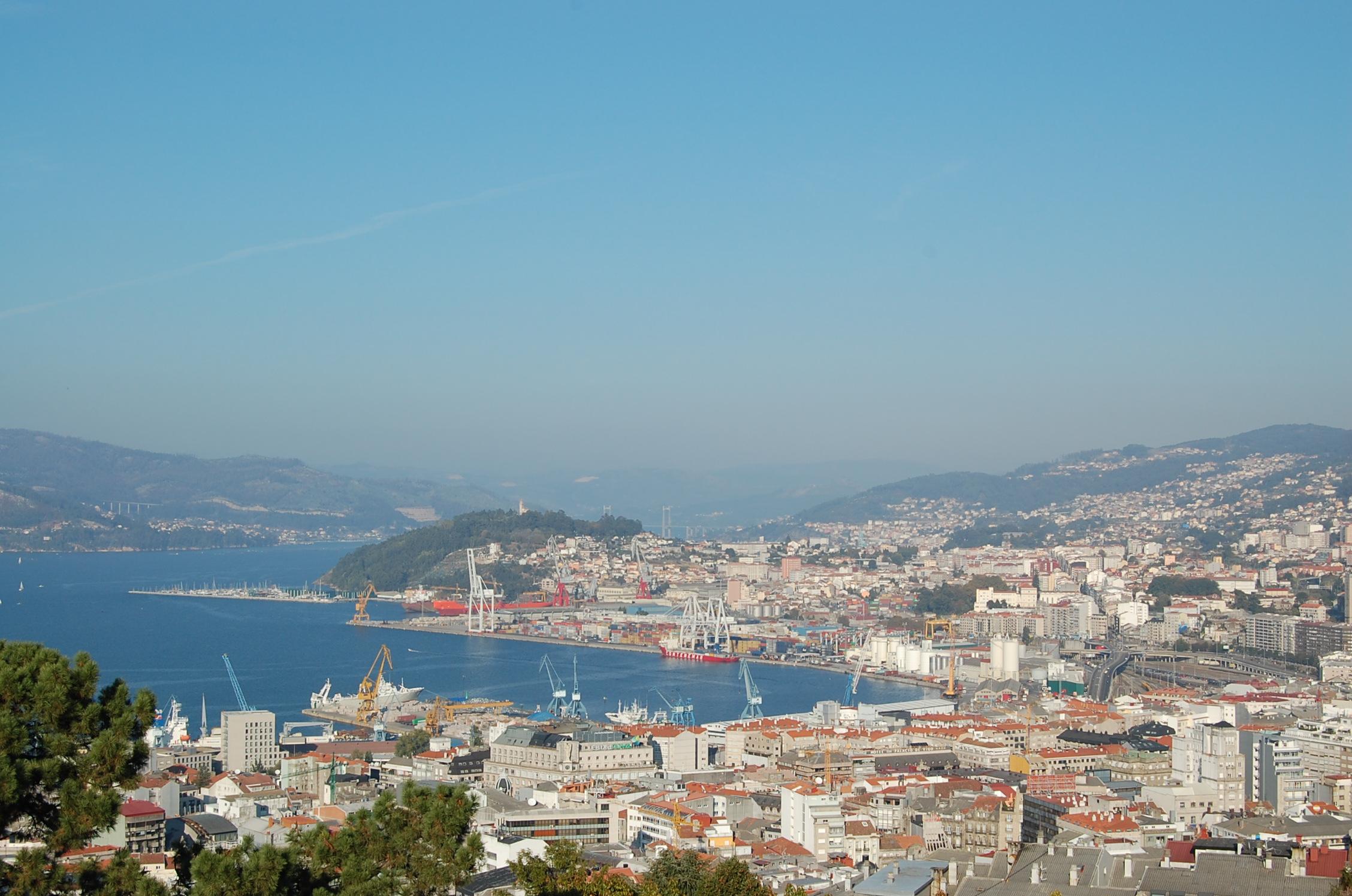 Vigo - panorama
