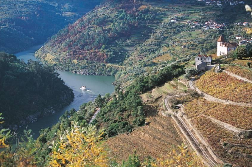 crociera sul Douro Portogallo