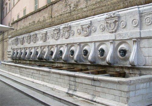 fontana del calamo di ancona
