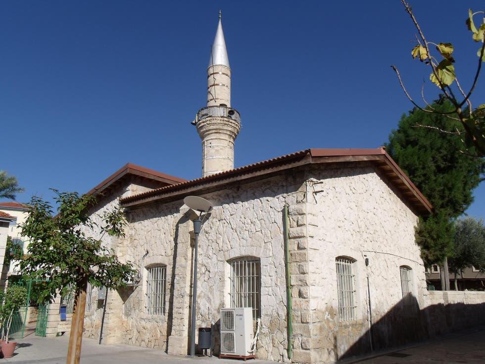Limassol - moschea di Kebir