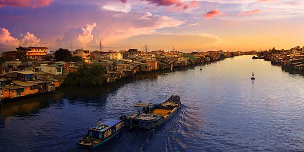 fiume mekong crociere nel cuore