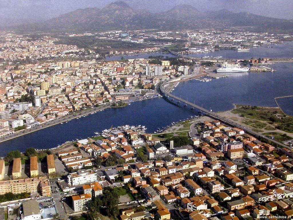 Panorama di Olbia