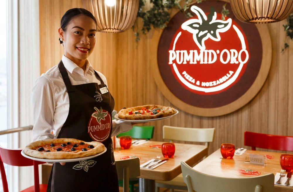 pizzeria pummid'oro costa vittoria