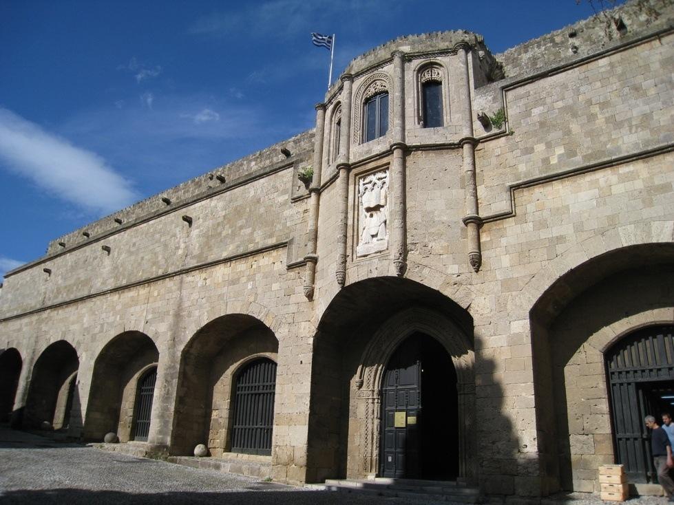 ospedale dei cavalieri - rodi