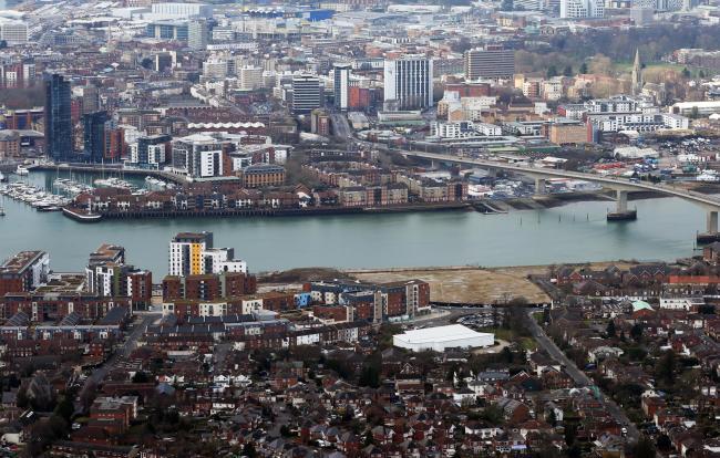 Southampton - panorama