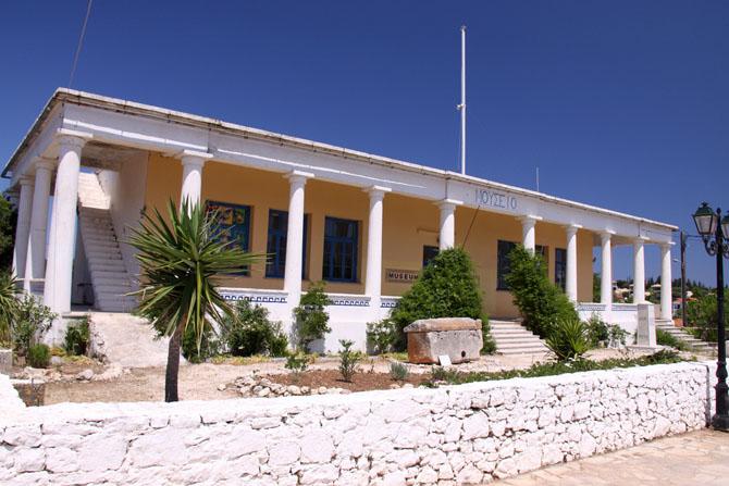 Argostoli - MUSEO NAVALE E DELL'AMBIENTE DI FISKARDO