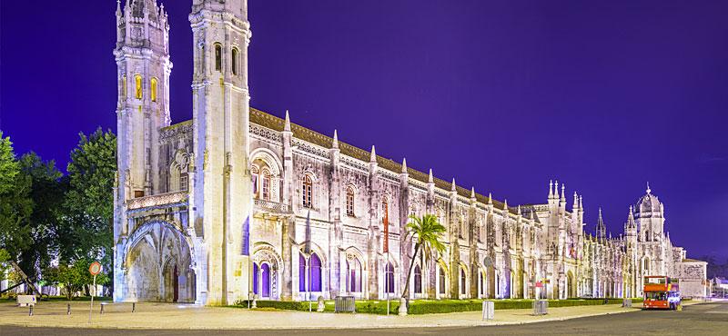 Lisbona - Monastero dei Jerònimos