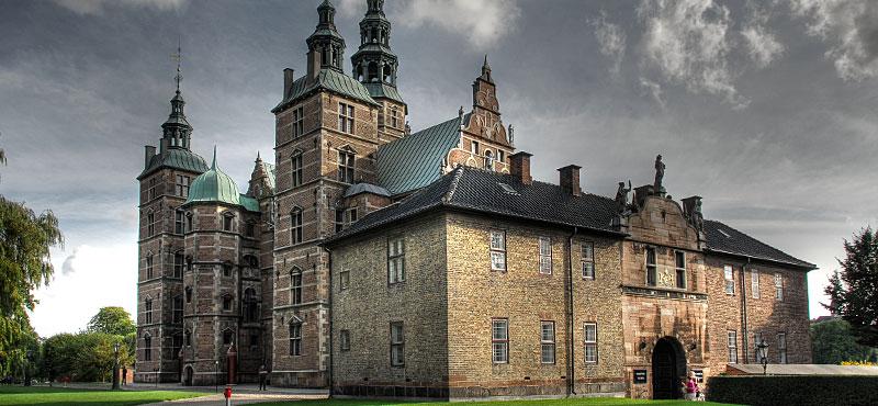 Copenaghen - Castello di Rosenborg