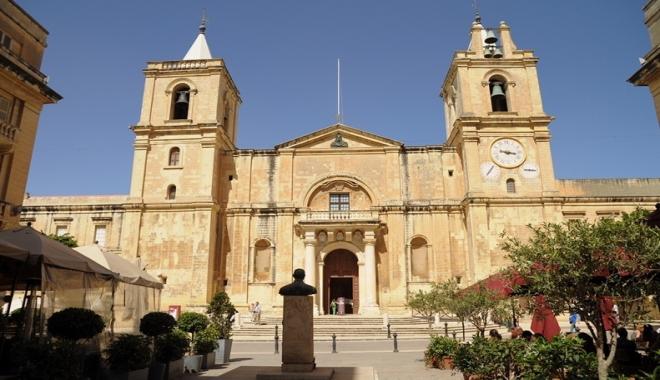 La Valletta - La concattedrale di San Giovanni
