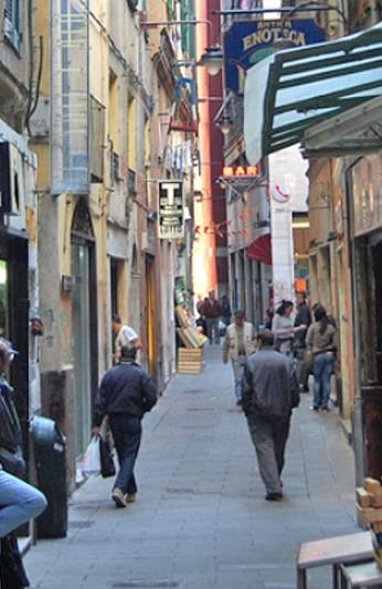 Genova - caruggi