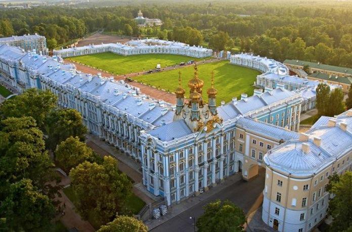 San Pietroburgo - Palazzo di Caterina