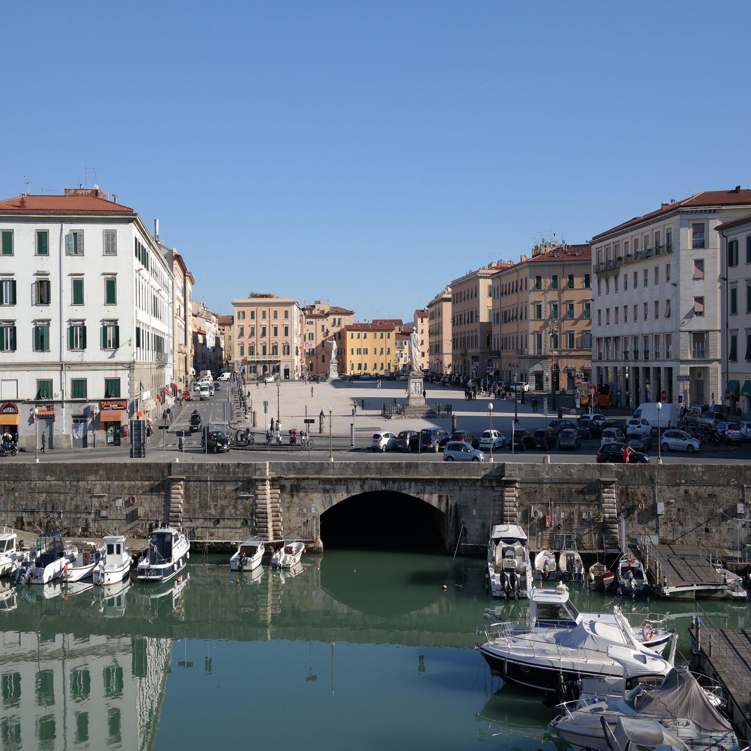 Livorno - piazza della repubblica