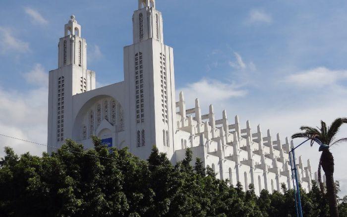 Casablanca - Cathédrale de Sacré Coeur