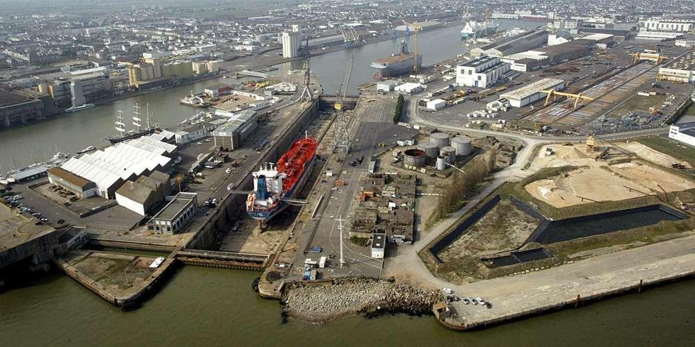 contratto firmato tra msc crociere e cantieri chantiers de l'atlantique