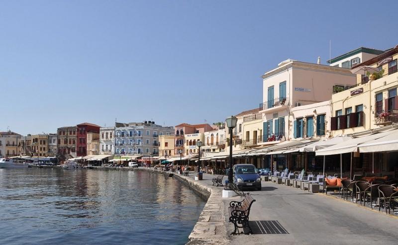 Chania - porto veneziano crociere nel cuore