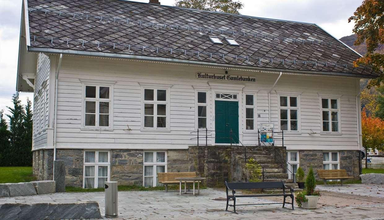 NORDFJORDEID - Kulturhuset Gamlebanken