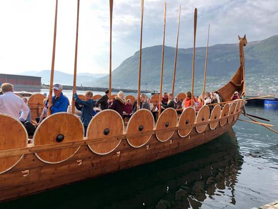 Nordfjordeid - nave Myklebust